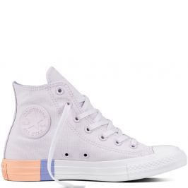 Converse fialové tenisky Chuck Taylor All Star CTAS Hi Barely Grape/Twilight Pulse