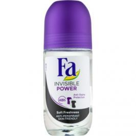 Fa Invisible Power guličkový antiperspirant  50 ml